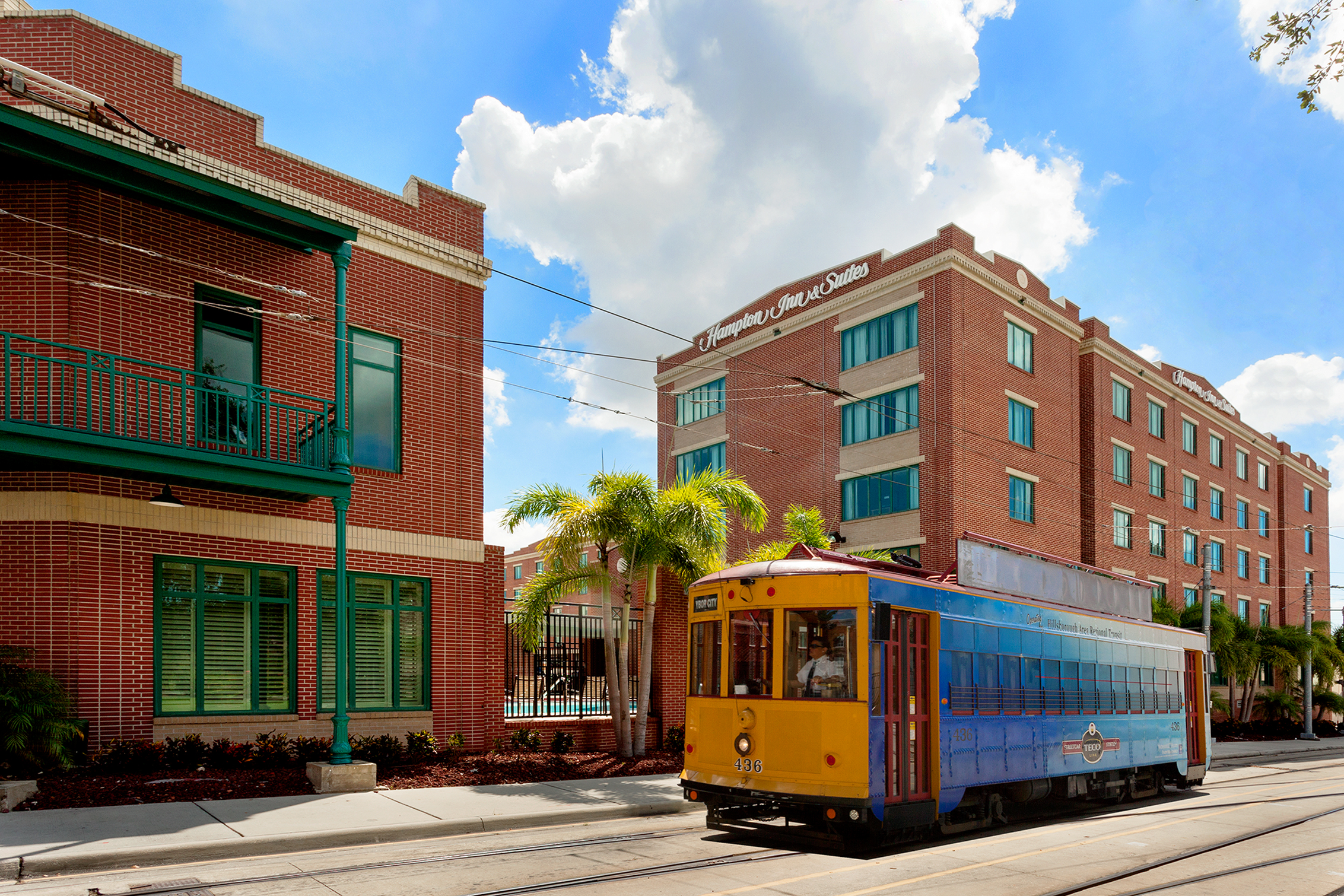 ybor-hampton-exterior-trolley