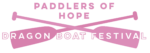Paddlers of Hope Dragon Boat Festival, Waterford, NY - August 18, 2018