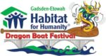 Habitat for Humanity Dragon Boat Festival, Gadsden, AL - August 17, 2019
